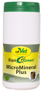 MINERAŁY Z MORINGĄ EquiGreen MicroMineral Plus